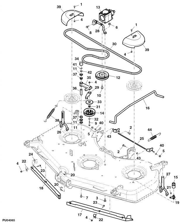 John Deere Z425 Parts Diagram Engine Com