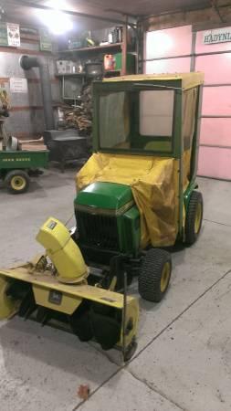 John Deere 212 Green Tractor Talk