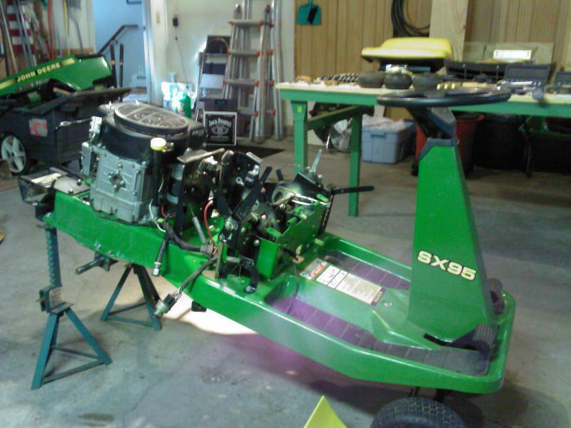 Relay SX95 - No Response | Green Tractor TalkGreen Tractor Talk
