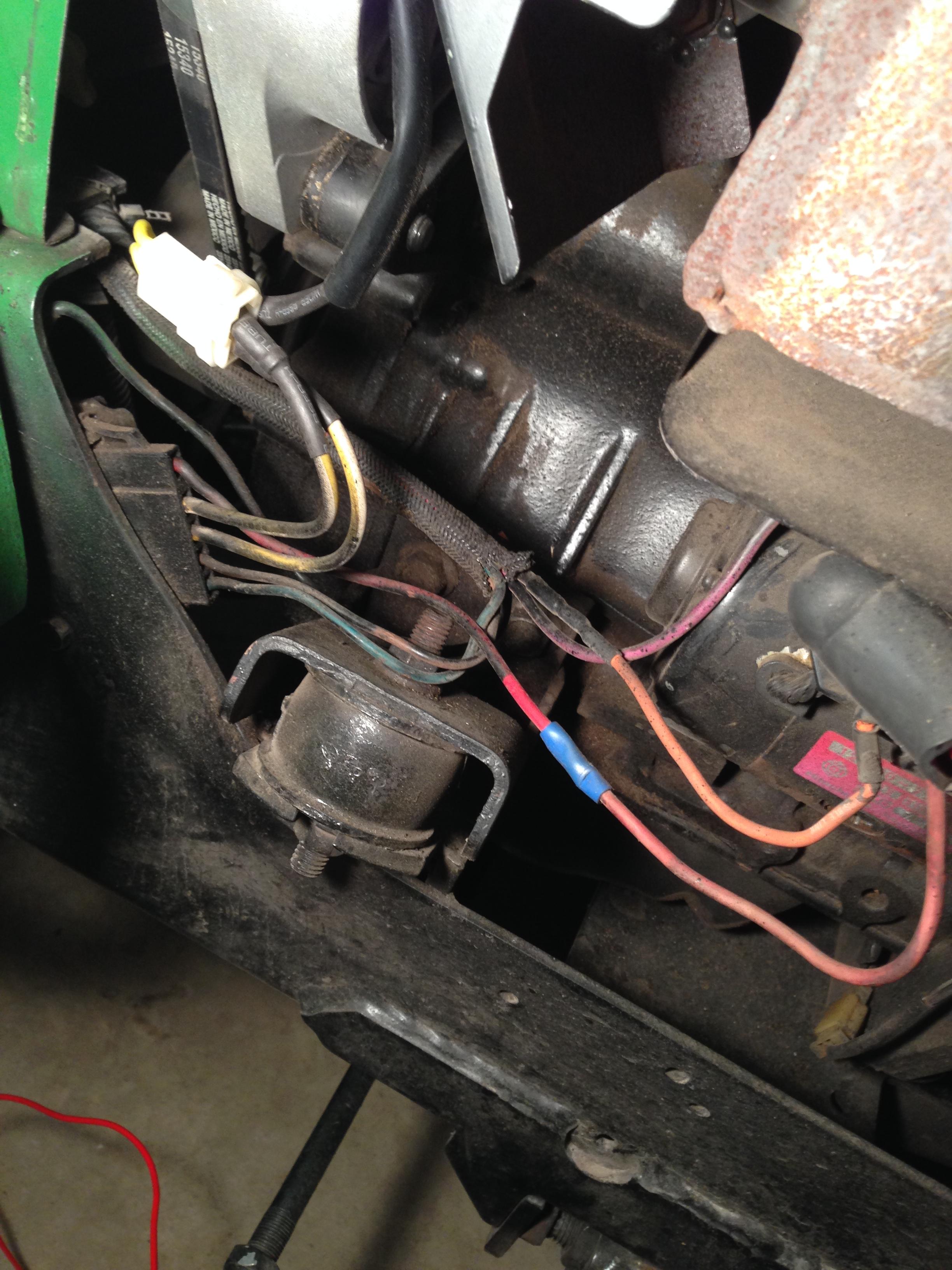 322 Voltage Regulator High Output   Green Tractor TalkGreen Tractor Talk