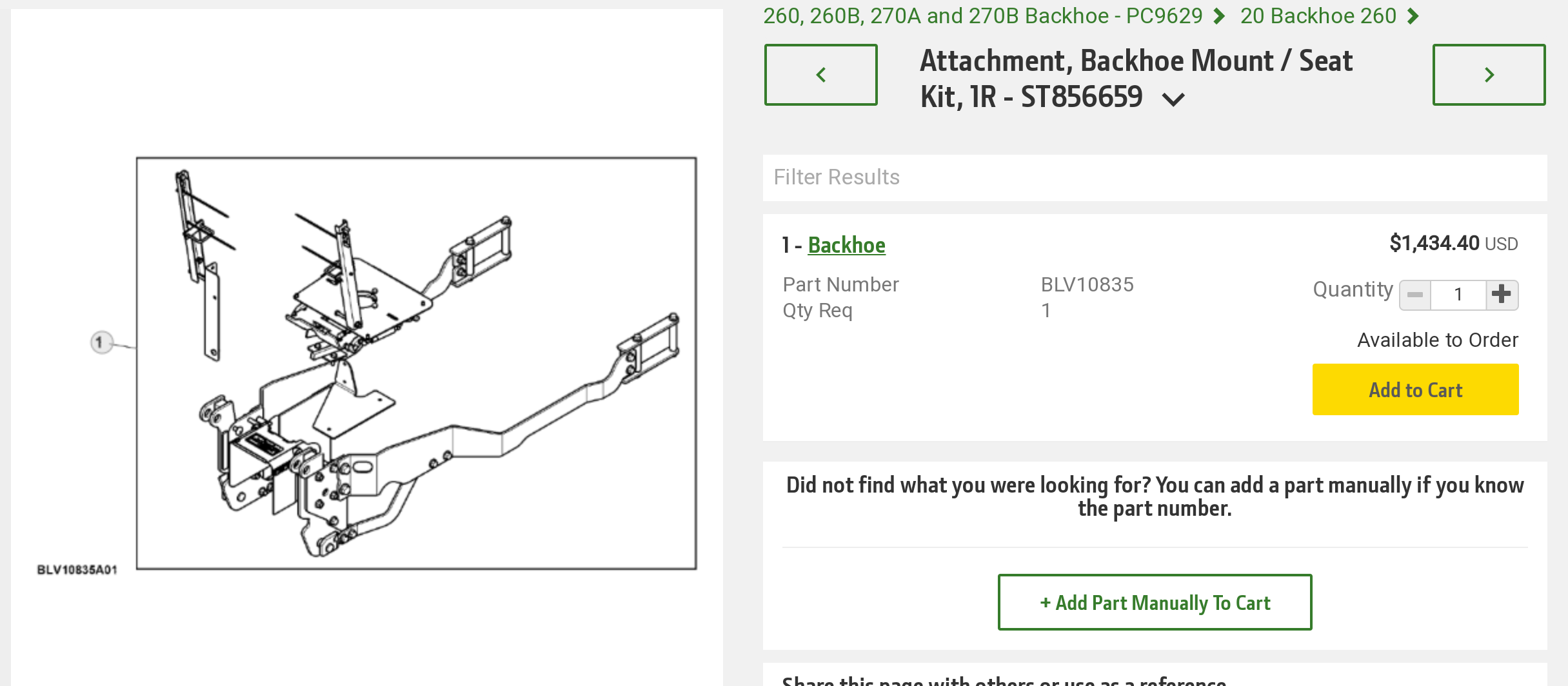 Click image for larger version.  Name:260 BH Subframe & seat kit.png Views:20 Size:329.5 KB ID:685402