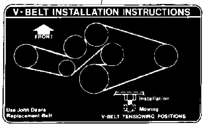 john deere 272 grooming mower diagram  free wiring diagram