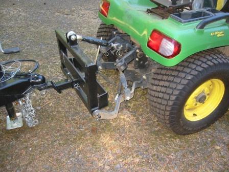 JD 318 Forklift Project