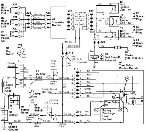 Wiring Diagram For Starter On 4430 Bush Hog