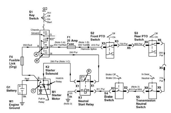 john deere 322 wont startflooding – Jd L130 Wiring-diagram