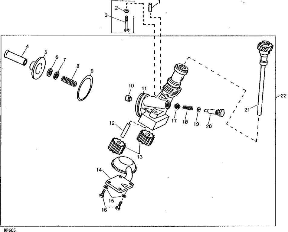 john deere 4020 diesel injector pump failure mess