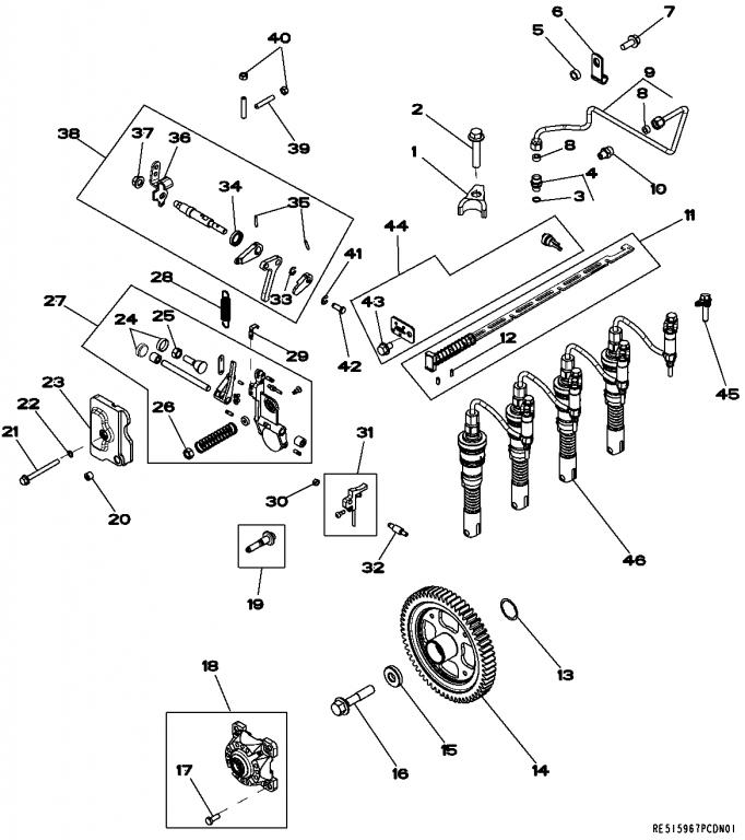 farmall super c parts diagrams