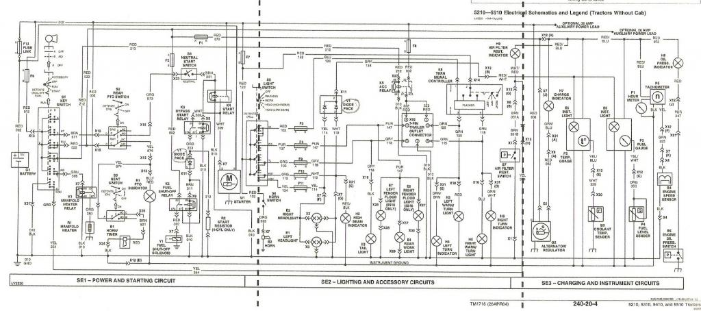 Attachment on John Deere 5105 Fuel Injection Pump