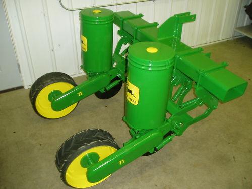 New To Me John Deere 71 Planter
