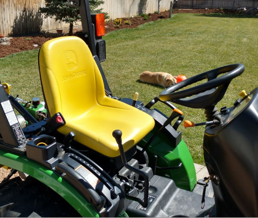 Se seat mod for the 2520 - Page 5