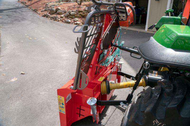 Krpan 3,5E skidding winch