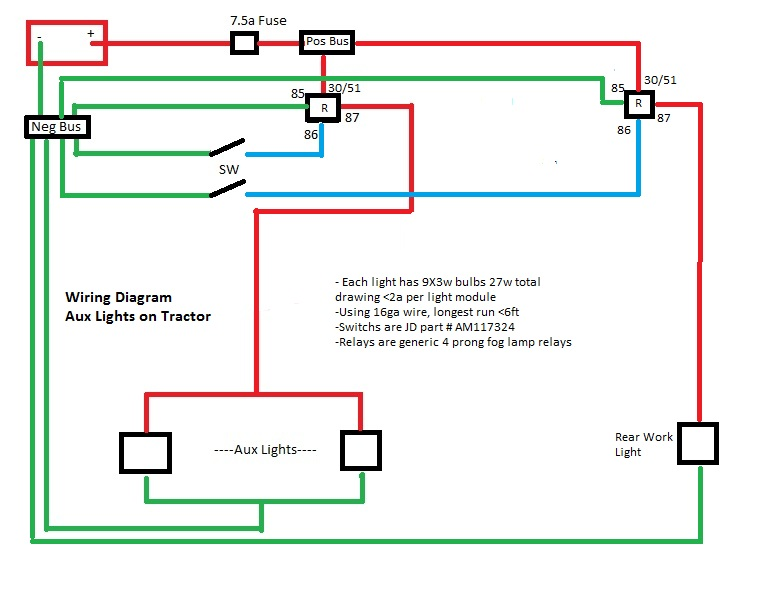 auxiliary lighting page 4 basicrelay jpg aux light wiring jpg