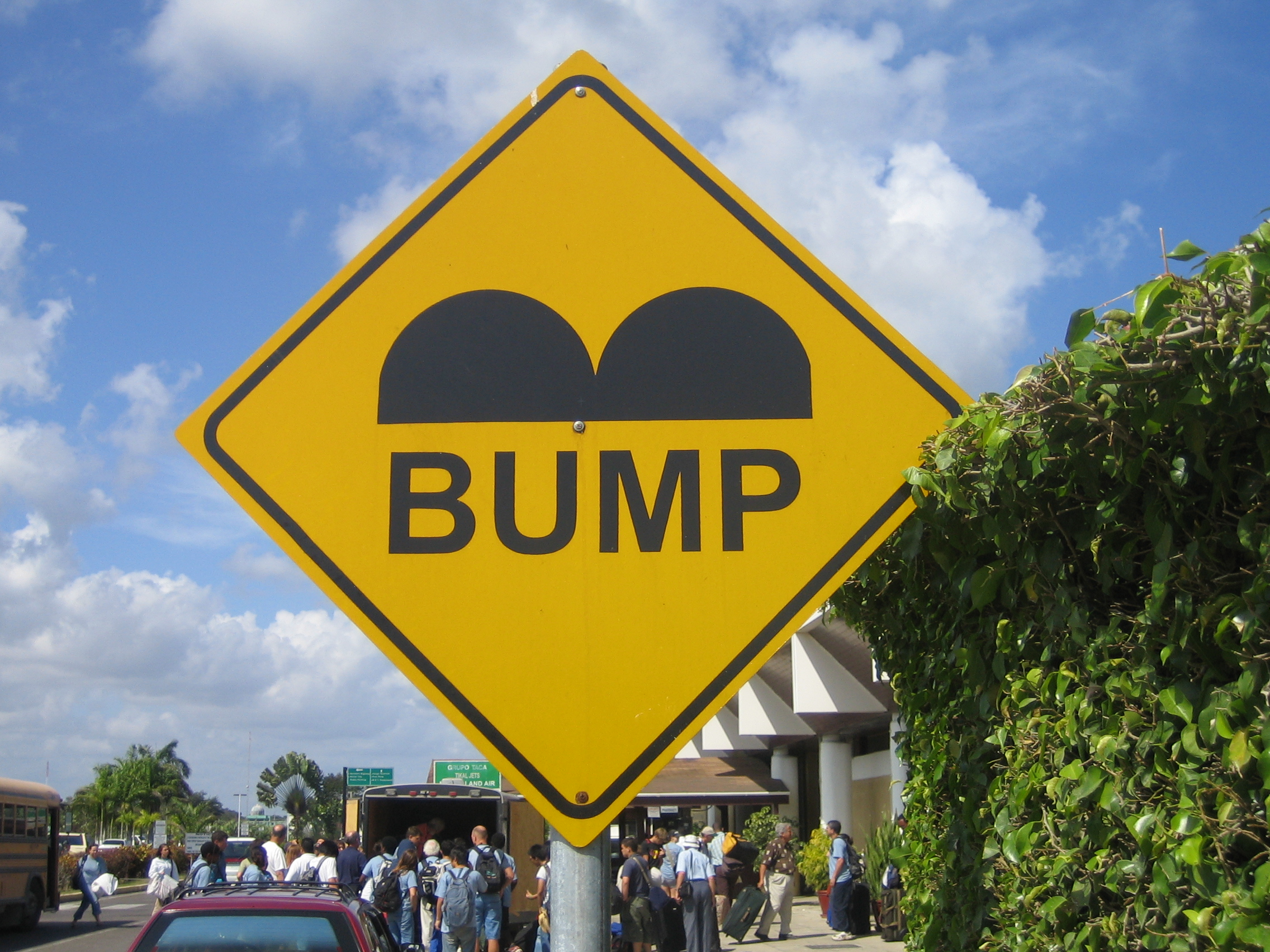 Click image for larger version.  Name:Belize_Speed_Bump_Sign.JPG Views:178 Size:1.64 MB ID:126761
