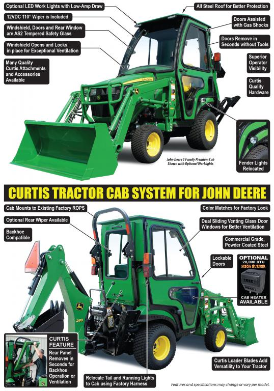 Curits Cabs for 2018 2025R with forward ROPS - Page 2