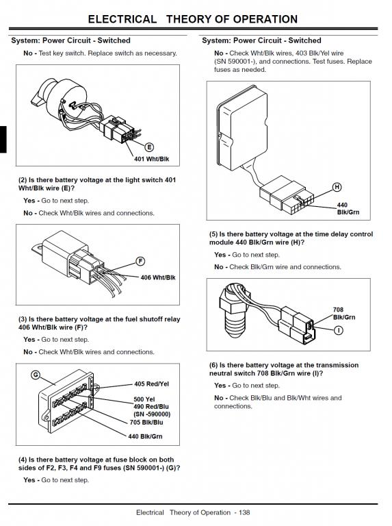 electrical problem my  990 wiring schematic jpg electrical trouble shooting guide1 jpg electrical trouble shooting guide2 jpg