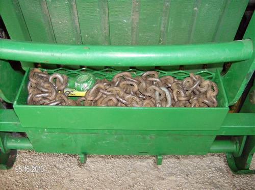 Farm Tool Box Organizer : What tools to keep in the tool box on a tractor