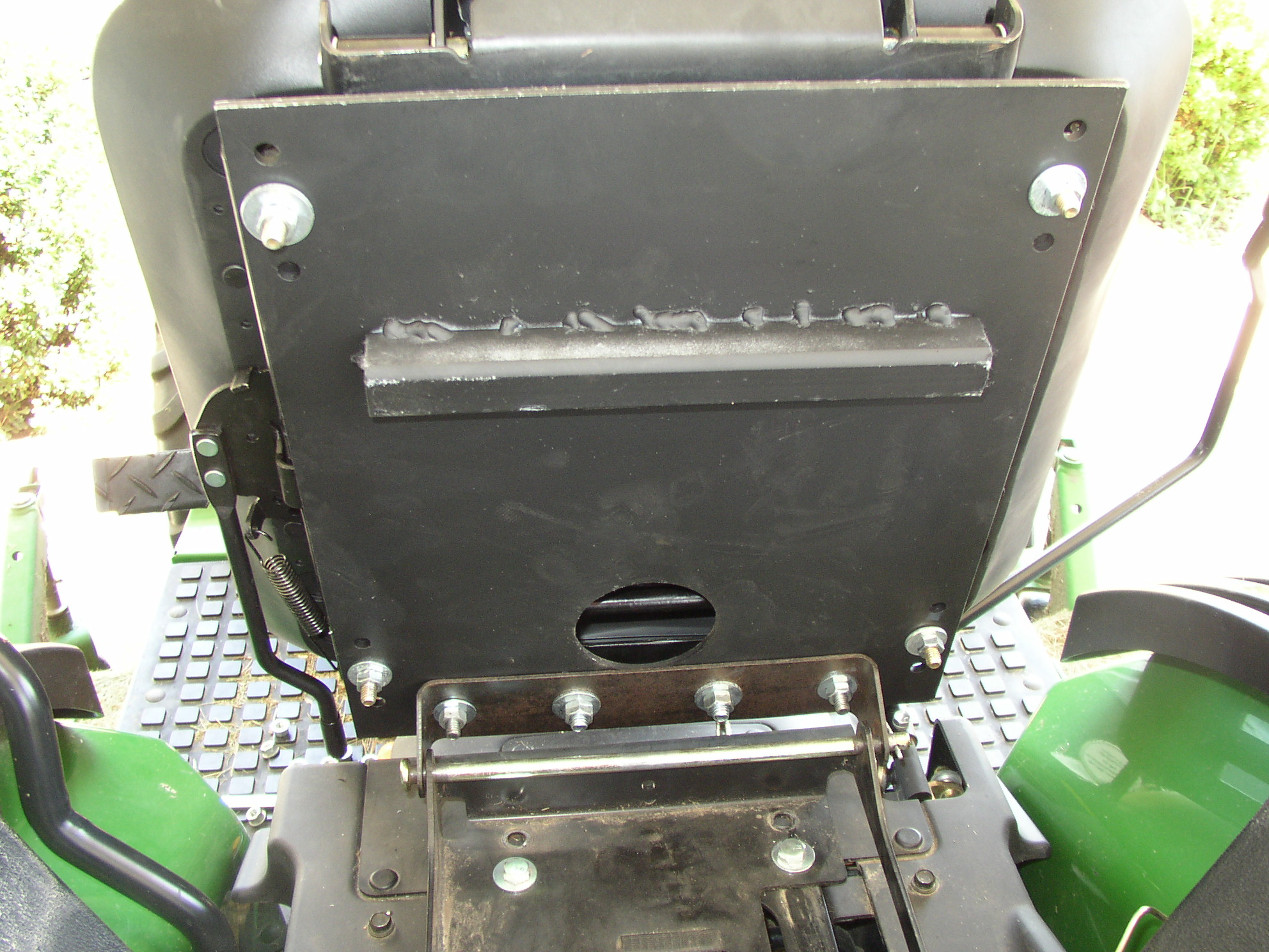 New 2025R Seat???