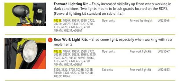 John Deere 1023e Wiring Diagram 4 Wire Plug Wiring Diagram For Wiring Diagram Schematics