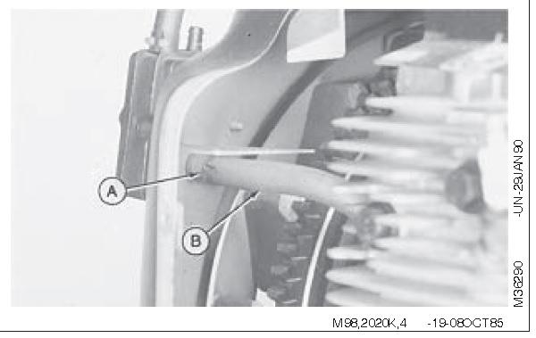 318 fuel pump failure