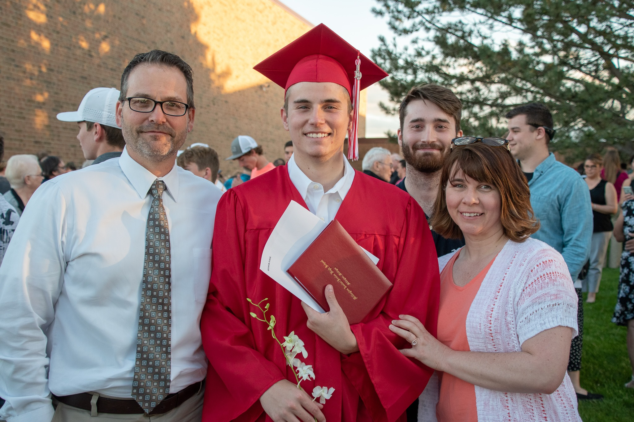 Click image for larger version.  Name:Gage Graduation Family.jpg Views:15 Size:708.1 KB ID:687860
