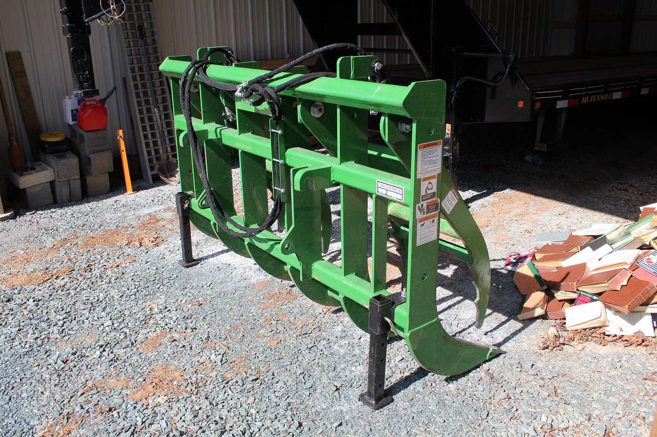 Frontier AV20H Root Grapple with Parking Stand kit?