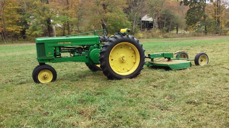 Click image for larger version.  Name:had my jd model 50 out some today-10-6-17.jpg Views:27 Size:100.1 KB ID:583489