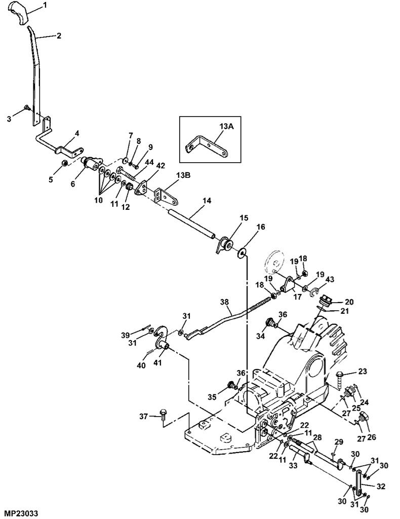 4200 rockshaft control valve