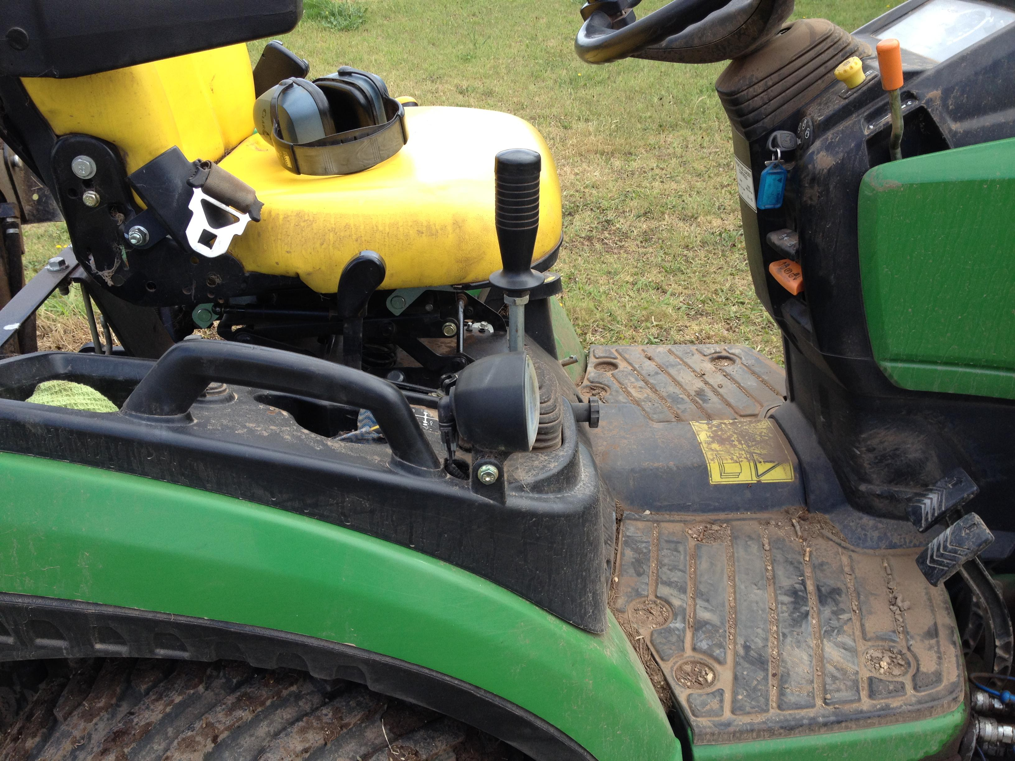 John Deere Loader 3rd Function Valve Kit - The Best Photos Of Deer