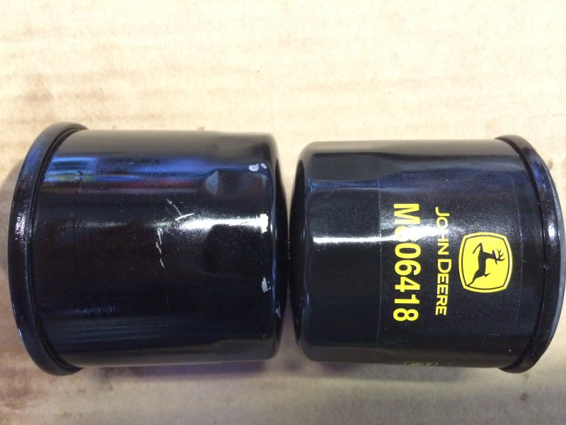 Oil Filter 1025R    why different?