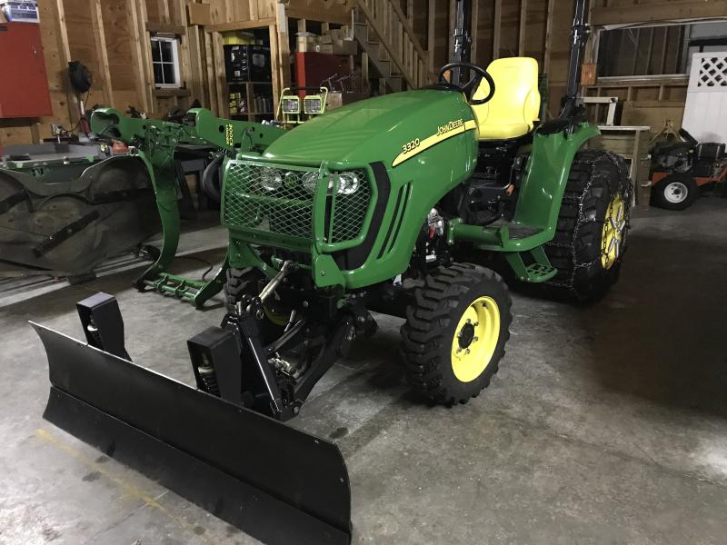 8 John Deere Tillers And 3 Point Hitch Attachments For – Desenhos