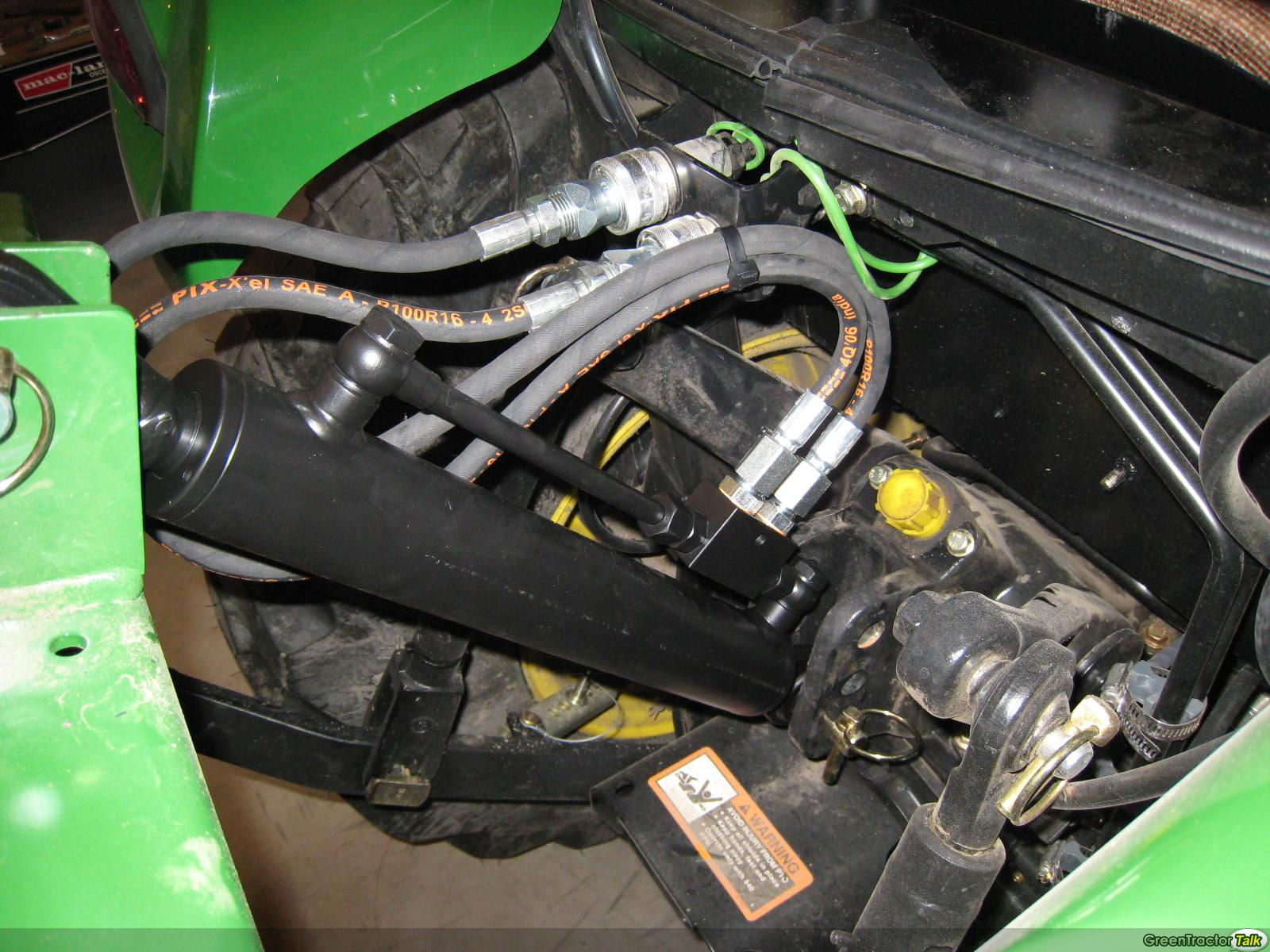 Fasse ISO Remote Master Hydraulic Doubler Valve Kit - Page 2
