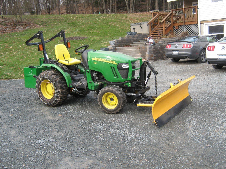Snow plow 2032r
