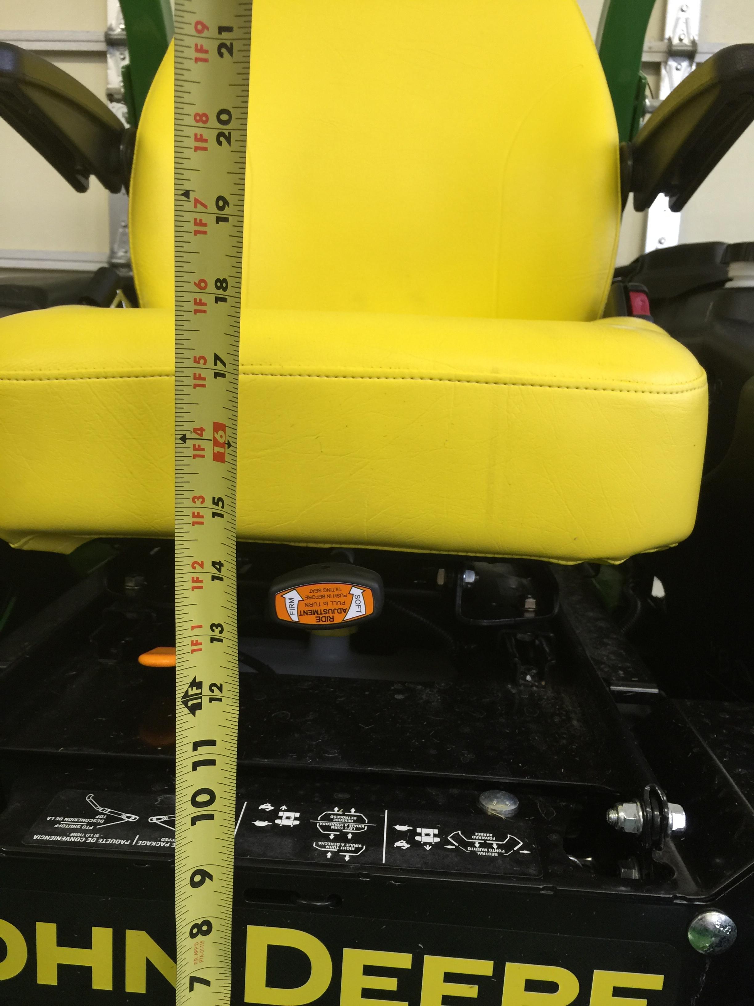 ZTR Mower Seat Suspension - Page 7