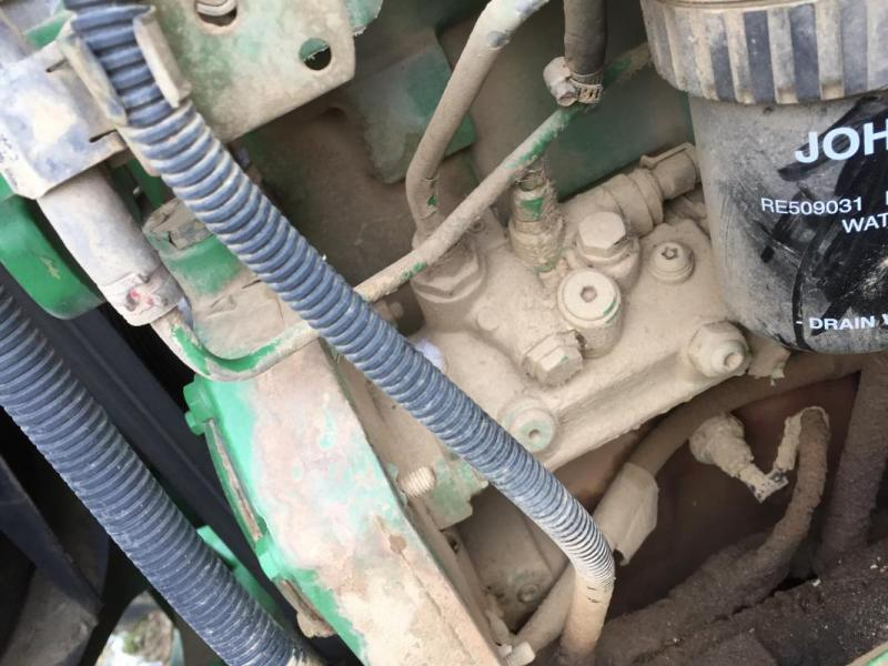 John Deere Injection Pump Troubleshooting >> Jd 6420 Suspected Electrical Issues
