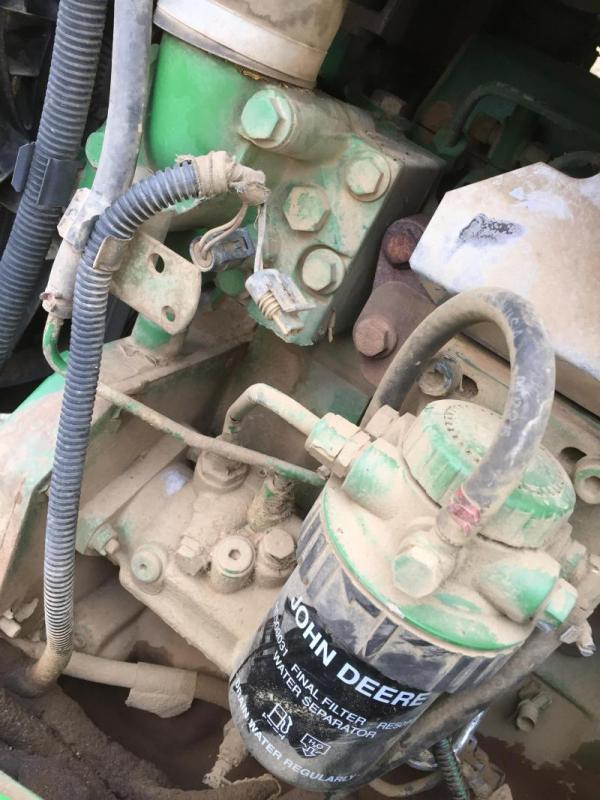 Jd 6420 suspected electrical issues ... Jd Wiring Diagram on