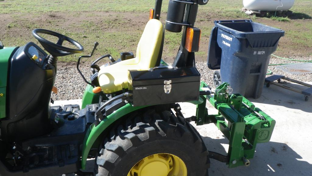 Tractor Fender Tool Box Mounted : Fender mount tractor tool box best