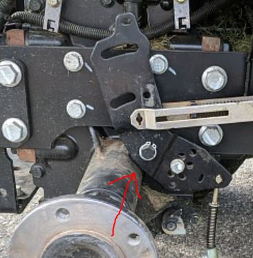 Click image for larger version.  Name:JD 1025r Brake Axle.JPG Views:67 Size:37.2 KB ID:706804
