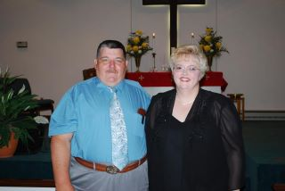 Click image for larger version.  Name:Jim and I at Bruce & Amy's wedding.jpg Views:66 Size:10.5 KB ID:145969