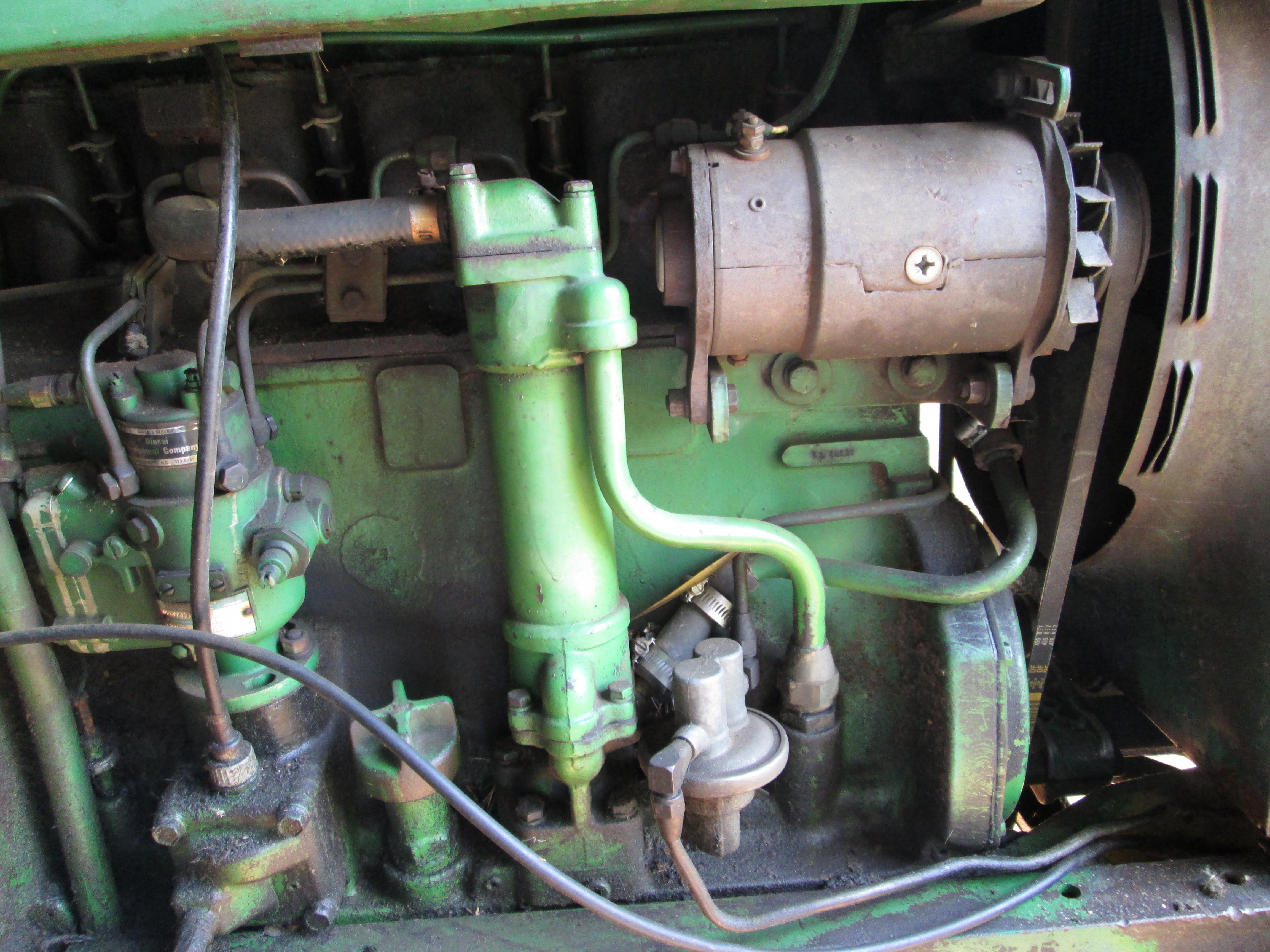 john deere 4020 starter wiring diagram john image john deere 3020 diesel 24v electrical system on john deere 4020 starter wiring diagram