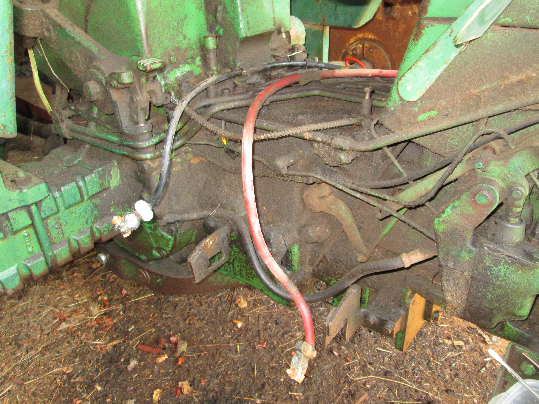 John Deere 3020 Diesel 24V Electrical System – Jd 3020 Wiring Diagram