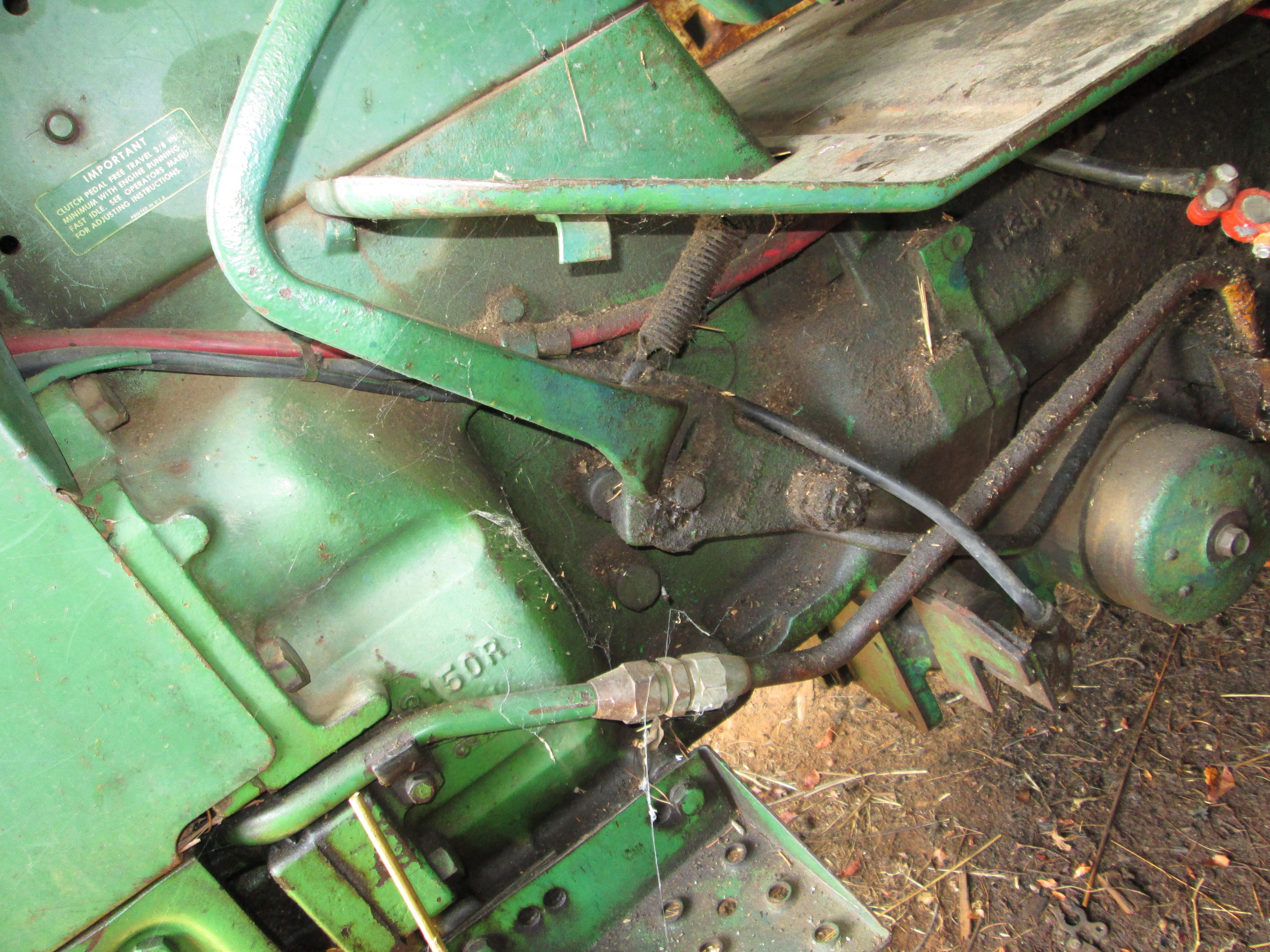 John Deere 3020 sel 24V Electrical System | Green Tractor ... on