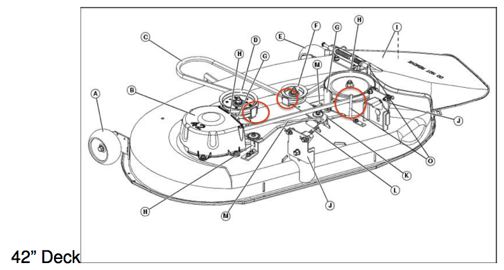 Click image for larger version.  Name:John Deere Lawn & Garden Belt Routing Guide.jpg Views:17 Size:121.7 KB ID:29569