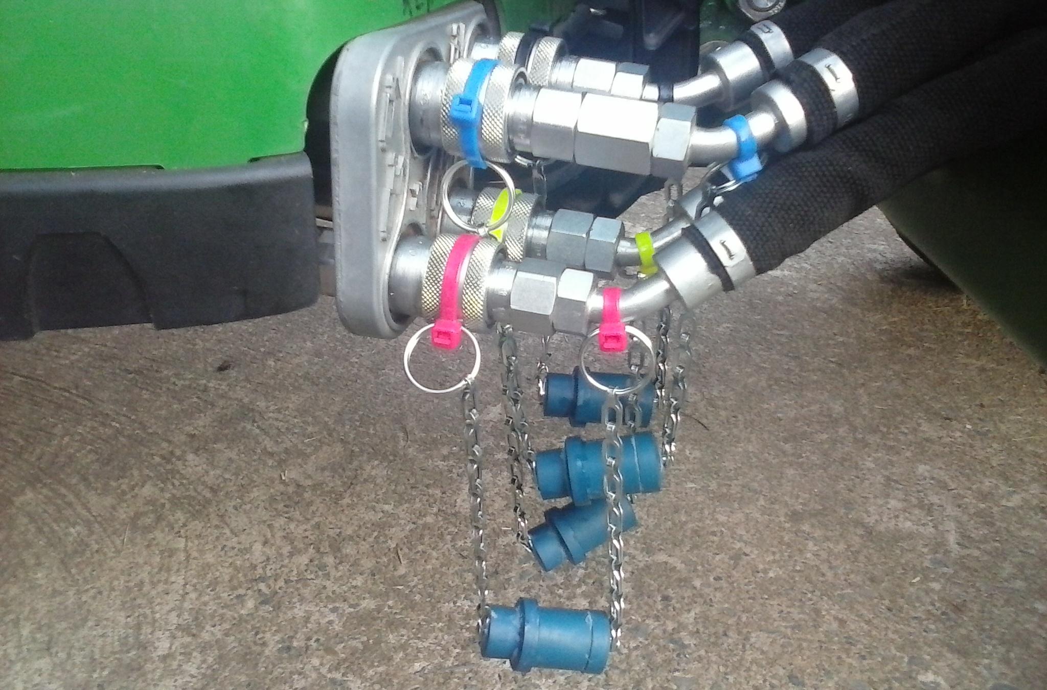 1026r Hydraulic Dust Caps