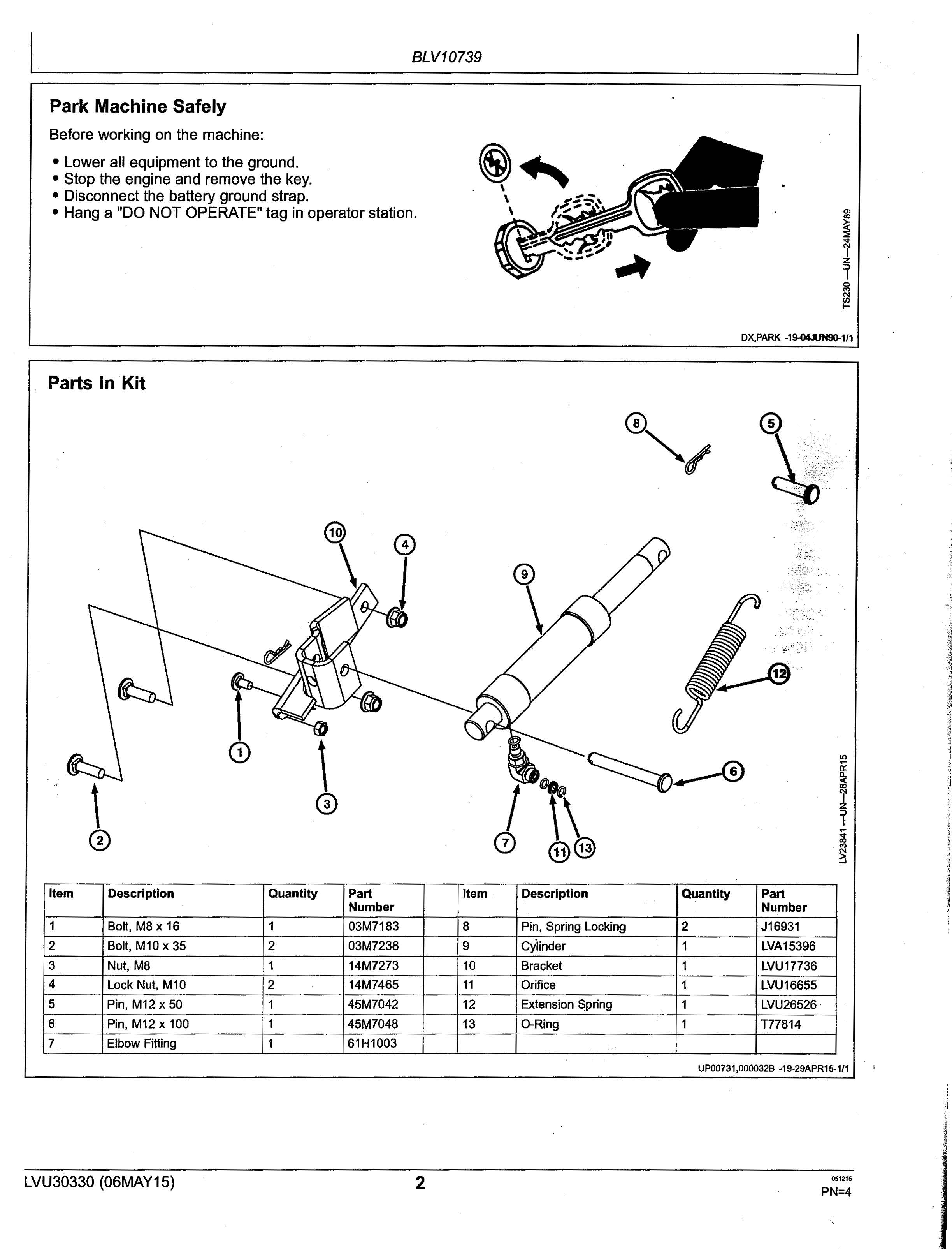 Click image for larger version.  Name:LVU30330 Hydraulic Lift Kit 3.jpg Views:4 Size:399.2 KB ID:674896