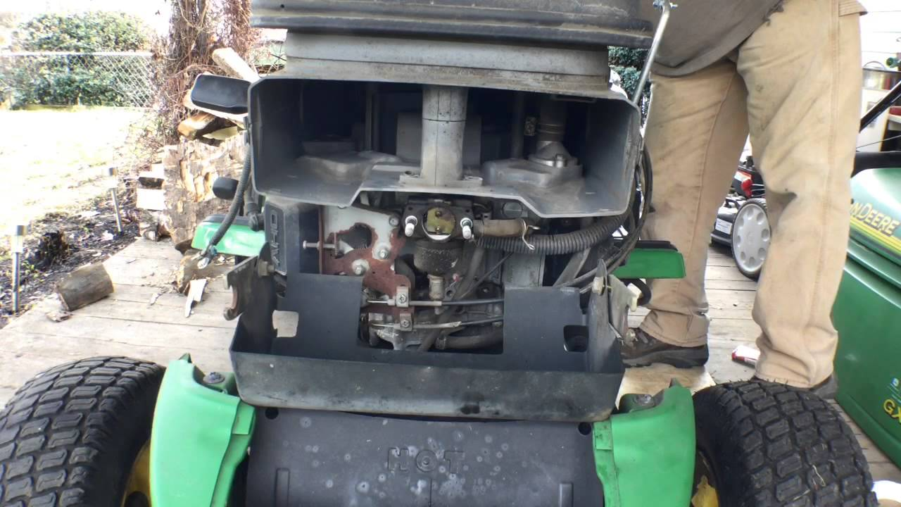 Gx 345 Carb Issues
