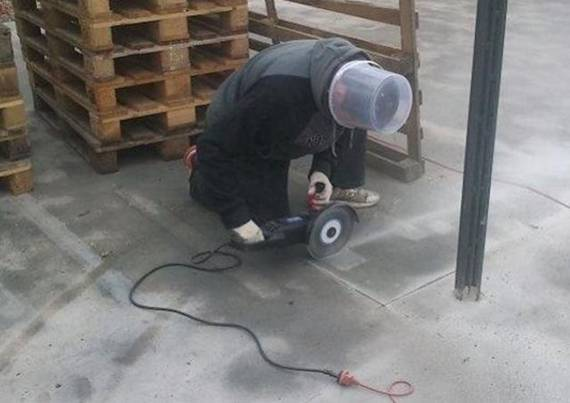 Necessity is the motehr of invention. Better trade in those goggles for replacements..jpg