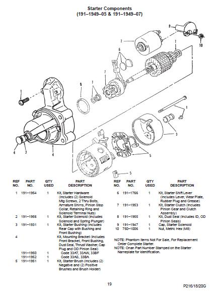 Onan Engine Wiring Diagram Sensor
