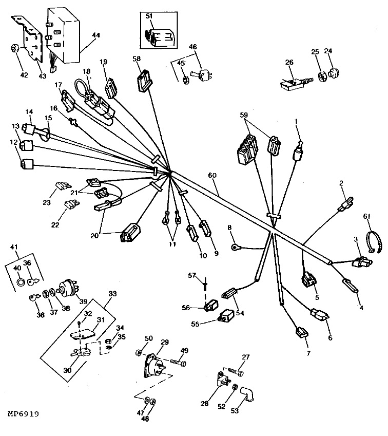 318 engine  wiring diagram