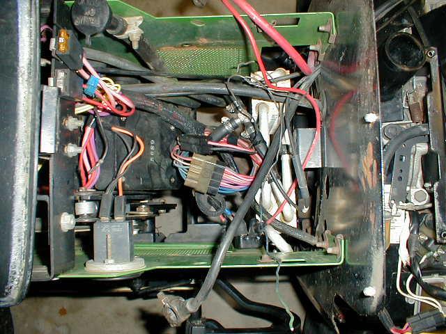 318 Engine  Wiring Diagram