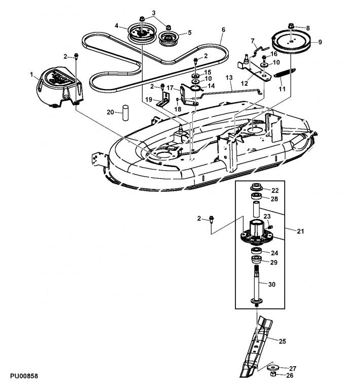 Gravely Z 260 Belts Diagram as well Scotts S2554 Wiring Diagram additionally Simplicity Regent Wiring Diagram as well Craftsman Snow Blower Wiring Diagram moreover John Deere L111 Spindle Diagram. on hydrostatic transmission fix